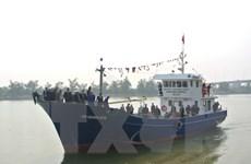 Kêu gọi đoàn viên và ngư dân tiếp tục ra khơi bám biển