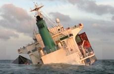 Trục vớt thành công tàu Heung-A Dragon bị chìm ở Vũng Tàu