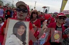 """Thái Lan: Thủ lĩnh """"Áo đỏ"""" tuyên bố sẽ tiếp tục biểu tình"""