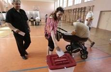 Cử tri 21 nước EU đi bỏ phiếu bầu Nghị viện châu Âu