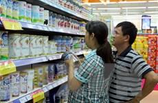 Nhiều hãng sữa giảm giá sớm tại thị trường TP Hồ Chí Minh