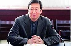 Thêm một quan chức cấp cao Trung Quốc bị cách chức