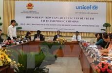 TP. HCM: Đưa ra đề xuất nhằm thực hiện tốt việc chăm sóc trẻ em