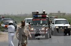 [Photo] Pakistan: Các tay súng tấn công học viện ở sân bay Karachi