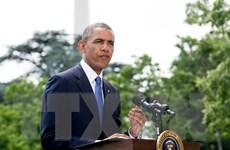 Tổng thống Mỹ hy vọng đạt thỏa thuận TPP vào cuối năm