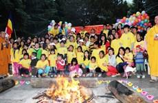 Người Việt ở Séc: Hướng thế hệ trẻ trở về nguồn cội