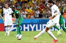 """Những """"lần đầu"""" của đội tuyển Hy Lạp tại World Cup"""