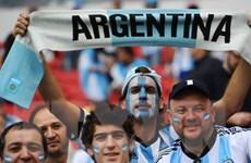 """Brazil """"cấm cửa"""" 32 cổ động viên quá khích của Argentina"""
