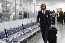 Chỉ có 15 cổ động viên ra đón đội tuyển Italy về nước
