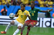 Brazil-Chile: Phép thử cho sức mạnh của đội chủ nhà Brazil