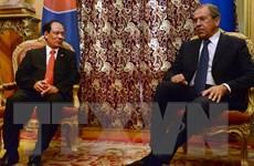 Chính phủ Nga đánh giá cao vai trò chủ đạo của ASEAN