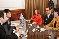 Argentina đánh giá cao lập trường của Việt Nam về Biển Đông