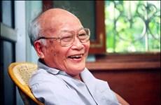 Tô Hoài - một nhà văn lớn, một tâm hồn luôn trẻ trung
