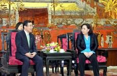 Hà Nội-Kagoshima tăng hợp tác về du lịch, dịch vụ, nông sản