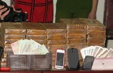 TP. HCM: Phá đường dây buôn ma túy lớn cùng nhiều vũ khí