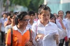 35 thí sinh dự thi cao đẳng vi phạm quy chế bị xử lý kỷ luật