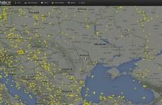 Đóng cửa không phận miền Đông Ukraine sau vụ rơi máy bay
