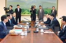 Đàm phán tham gia ASIAD 17 giữa hai miền Triều Tiên thất bại