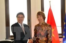 Việt Nam là thành viên tích cực trong mối quan hệ ASEAN-EU