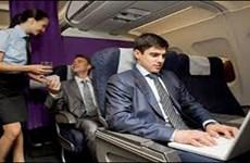 Wifi trên máy bay ngày càng trở nên quan trọng với hành khách