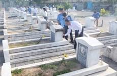 Lãnh đạo TP. HCM dâng hương tưởng niệm anh hùng liệt sỹ