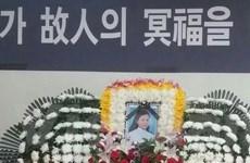 Thêm một cô dâu Việt tại Hàn Quốc tử nạn do nghi bị sát hại