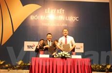 Thành Thành Công ký kết đối tác chiến lược với 3 tập đoàn lớn