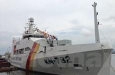 Quảng Ninh bàn giao thêm một tàu kiểm ngư hiện đại