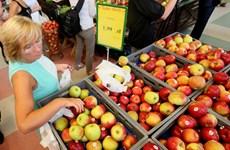 Nga cấm nhập khẩu táo, Ba Lan đề nghị Mỹ mở cửa thị trường