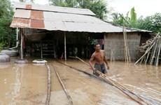Campuchia: Lũ lụt làm 19 người chết, hàng nghìn người sơ tán
