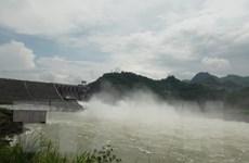 Xả đập kiểm soát lũ sông Cửu Long, vùng Tứ Giác Long Xuyên