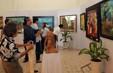 Giới thiệu 187 tác phẩm tại triển lãm mỹ thuật Đông Nam Bộ