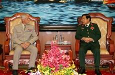 Việt Nam và Cộng hòa Séc thúc đẩy quan hệ hợp tác quốc phòng
