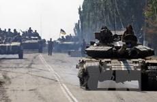 Nga bác cáo buộc trang bị vũ khí cho lực lượng ở Đông Ukraine