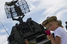 [Photo] Ấn tượng triển lãm vũ khí với công nghệ tiên tiến tại Nga