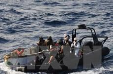 An ninh Somalia bắt một trùm cướp biển hùng mạnh nhất