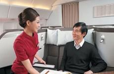 Cathay Pacific mời đầu bếp danh tiếng nấu ăn ở khoang hạng nhất