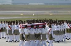 Thêm thi thể của tám nạn nhân MH17 sẽ về Malaysia ngày 2/9