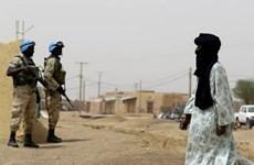 Phái bộ của LHQ tại Mali bị đánh bom, 4 binh lính tử vong