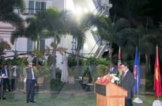 Kỷ niệm ngày Quốc khánh tại Indonesia, Mozambique và Angola