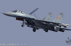 2 phi công Trung Quốc tử nạn khi thử nghiệm J-15 trên tàu sân bay