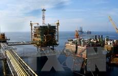 Diễn tập xử lý sự cố rò rỉ khí đường ống dẫn khí trên biển