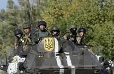 Ukraine định phân cấp chính quyền tại một số khu miền Đông