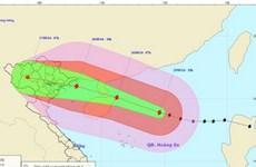 Công điện của Thủ tướng Chính phủ chỉ đạo đối phó bão số 3