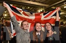 Quốc tế hoan nghênh Scotland lựa chọn ở lại Liên hiệp Anh