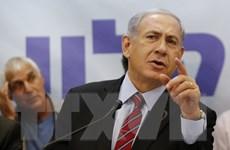 Thủ tướng Israel Netanyahu thăm Mỹ bàn về tình hình khu vực