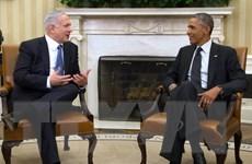 Mỹ và Israel bất đồng trong nhiều vấn đề then chốt ở Trung Đông