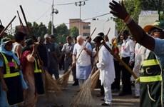 """Thủ tướng Narendra Modi phát động chiến dịch """"Làm sạch Ấn Độ"""""""