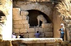 Hé lộ về nhân vật được chôn trong mộ từ thời Alexander Đại đế