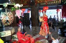 Gần 250 nhóm chầu văn dự Liên hoan văn hóa tín ngưỡng thờ Mẫu